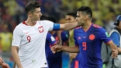 World Cup 2018: Falcao leads charge as Colombia hammer sorry Poland