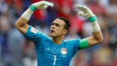 Egypt's Essam Elhadary becomes oldest player in World Cup history