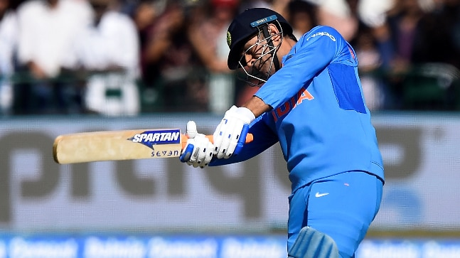 India vs Ireland: MS Dhoni in action during the first T20I vs Ireland (Reuters Photo)