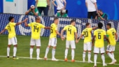 World Cup 2018: Colombia goal celebrations win hearts on Internet