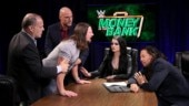 WWE SmackDown: AJ Styles, Nakamura sign contract for match at Money in the Bank