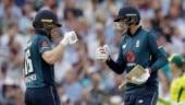 1st ODI: Morgan, Root power England to three-wicket win over Australia