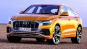 Audi Q8 SUV revealed officially