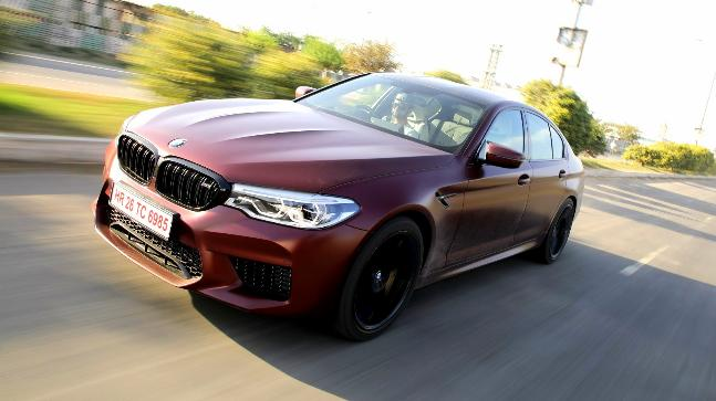 We drive the BMW M5 and here's what we had to say about it.