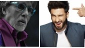 Amitabh Bachchan competes with Ranveer on who is more excessive. Singh accepts defeat