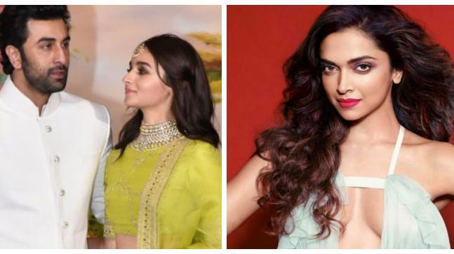 Ranbir Kapoor, Alia Bhatt, Deepika Padukone