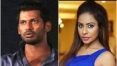 Vishal takes a jibe at Sri Reddy: She could name me next