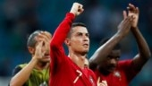 Ronaldo is defying age, says Portugal's footballer-turned-paddler Monteiro