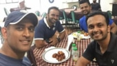 MS Dhoni's changing diet: From butter chicken to kebabs and bread