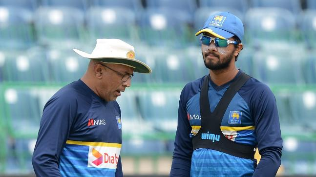 Sri Lankan Cricket team management admit to breaching ICC code
