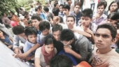Chaos over DU admit cards before online entrance test
