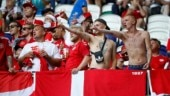 FIFA fines Denmark for crowd disturbances and sexist banner