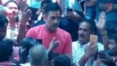 Watch: MS Dhoni offers prayers at temple after leading CSK to IPL glory
