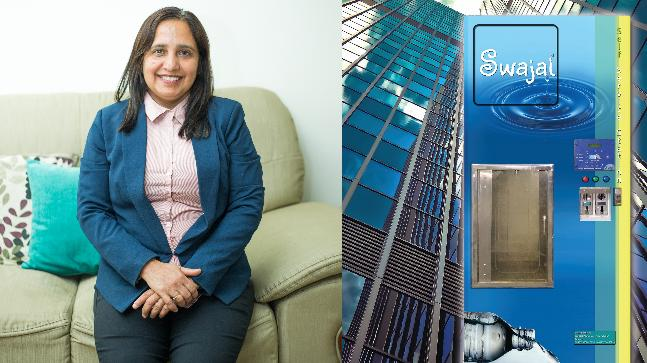 How Swajal's solar powered Water ATMs are solving India's water