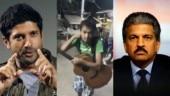 Farhan Akhtar and Anand Mahindra are fans of Sompong Uma