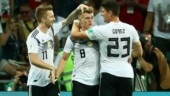 World Cup 2018: Germany's come-from-behind win, Lukaku matches Maradona