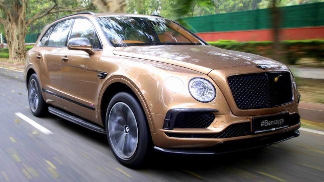bentley bentayga   drive review auto news