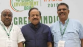 It's upon people to act on environmental related laws, says Harsh Vardhan