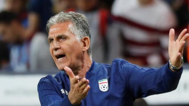 Iran coach blasts Nike over 2018 FIFA World Cup boots - Sports News 73a5caeda511