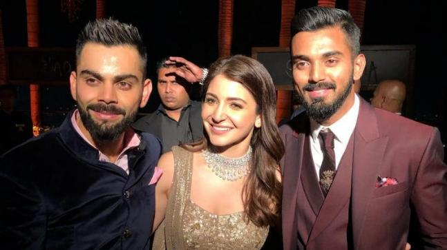 Kl Rahul Reveals How He Was Rescued By Kohli Anushka From