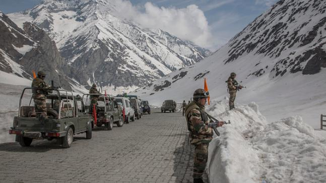 Indian soldiers in Siachen (File Photo- Reuters)