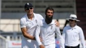 When Cook didn't spray champagne so Moeen could celebrate English win
