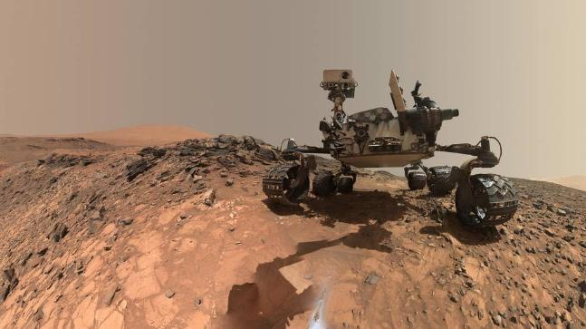 New Discoveries from NASA - Was There Ever Life on Mars?
