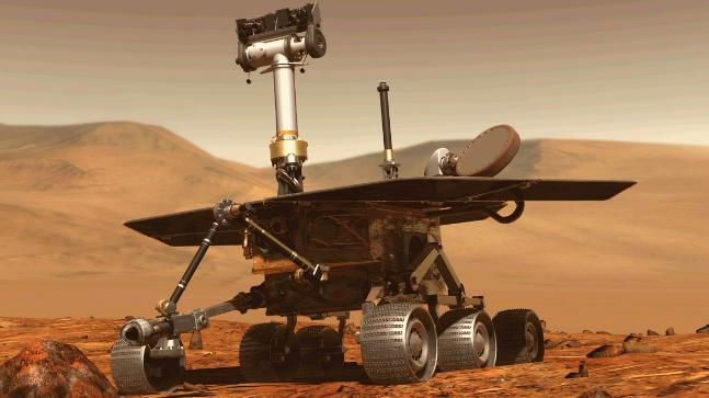 Nasa loses contact with Opportunity rover in Martian storm covering a quarter of the Red Planet