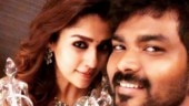Vignesh Shivn congratulates girlfriend Nayanthara for winning popular award