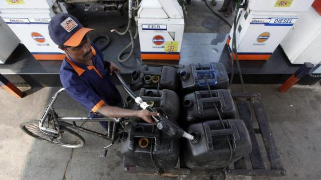 Petrol prices cut for 10th day in a row, diesel slashed too