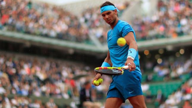 Ruthless Nadal crushes Del Potro to reach 11th French Open final