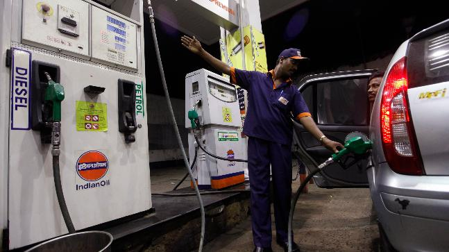 Petrol, diesel prices see biggest dip in 10 days