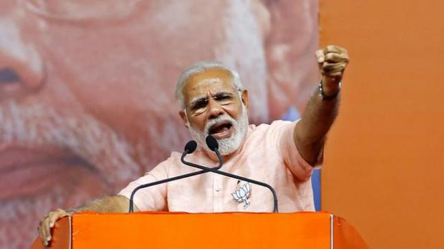 Greed for power brought SP-BSP together, says Modi