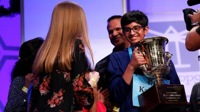 Scripps national spelling bee 2018 prizes and awards
