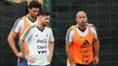 Argentina 'ready to do everything' to lift FIFA World Cup trophy