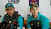 Tim Paine, Justin Langer say 'banter' to be part of England series