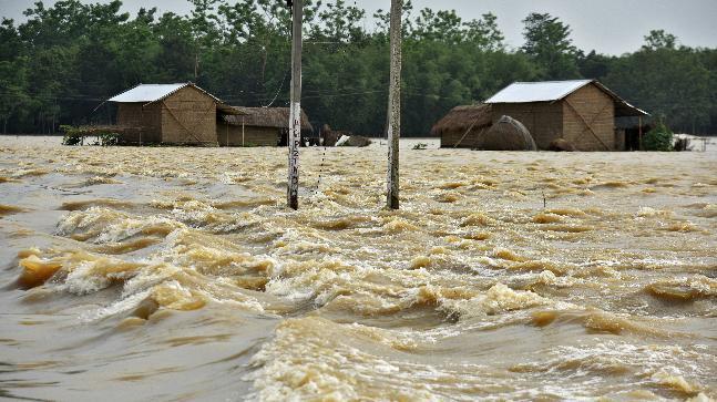 Image result for assam in flood