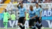 FIFA World Cup 2018: Luis Suarez takes Uruguay to round of 16