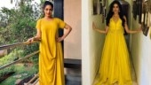 Janhvi in yellow at Dhadak promotions is a spitting image of Sridevi. See pic