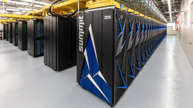 Submit To Summit The Fastest Supercomputer In The World