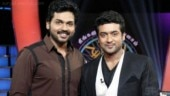 Suriya and Karthi turn singers for Venkat Prabhu's film Party