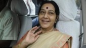 Mystery of Sushma Swaraj's 'missing' aircraft explained