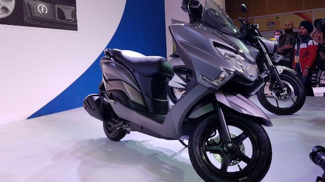 Expect the Suzuki Burgman Street to be priced at around Rs 65,000-Rs 70,000, ex-showroom.
