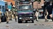 8 injured in grenade attacks on CRPF men after Kashmir youth crushed under jeep