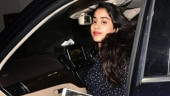 Janhvi Kapoor in a polka dot dress is a sight for sore eyes