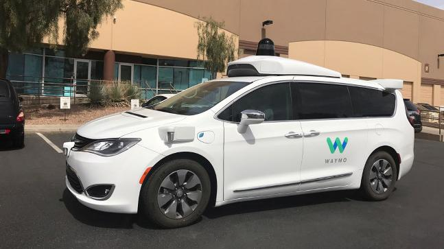 Waymo gets serious about self-driving cab service, orders 62000