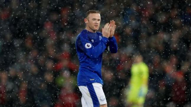 2bf4f7e87 Wayne Rooney will complete his move to DC United on July 10 (Reuters Photo)