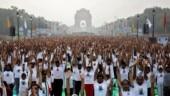 Yoga in Delhi: Unhealthy air for a healthy body?