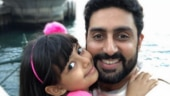 Abhishek's Father's Day post for 'angel' Aaradhya is too cute to be missed