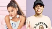 Ariana Grande just got secretly engaged to actor Pete Davidson